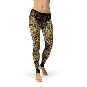 Dreamcatcher Leggings - Earthroots