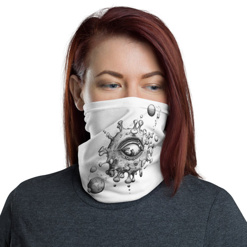 Virus Zero1 Bandana (white Edition)