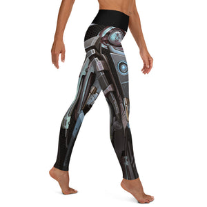 Cyborg Yoga Leggings - Earthroots