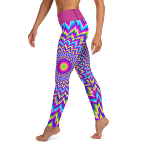 Vibration Yoga Leggings - Earthroots