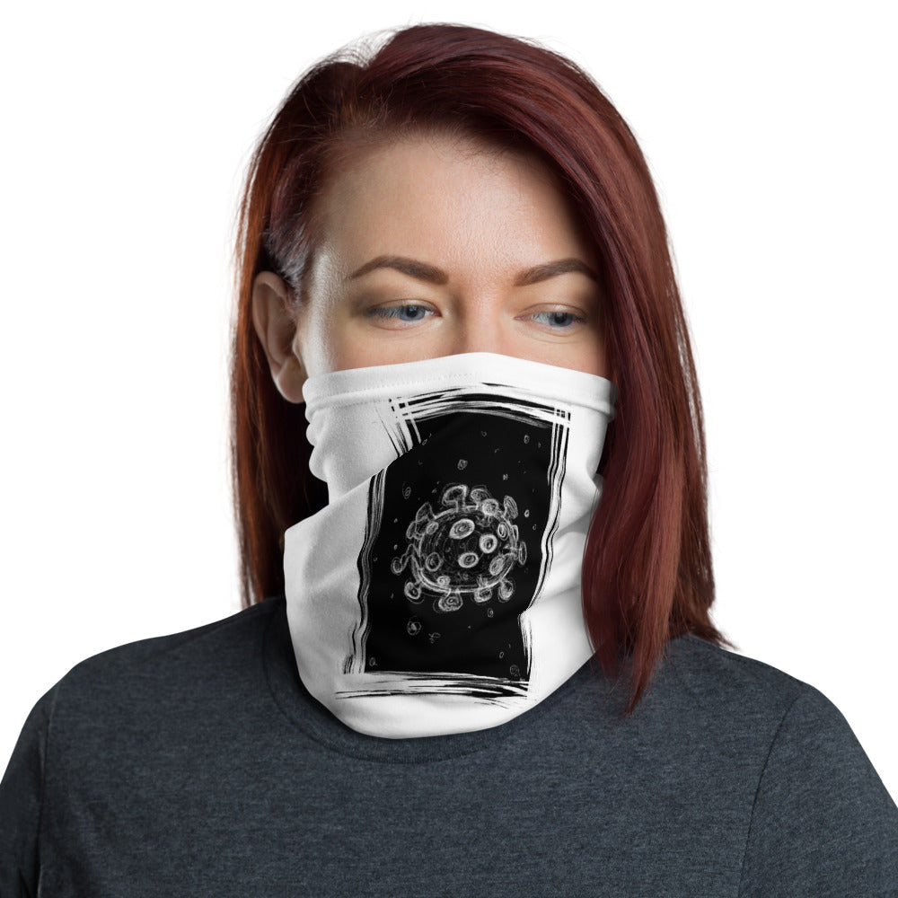Virus Portrait Bandana