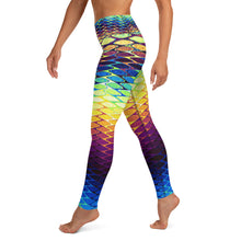 Load image into Gallery viewer, Psychedelic Yoga Leggings - Earthroots