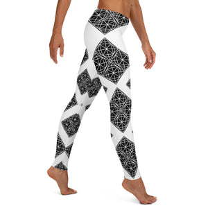 Prisma Leggings (White)