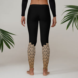 Leggings Geometric 1 - Earthroots