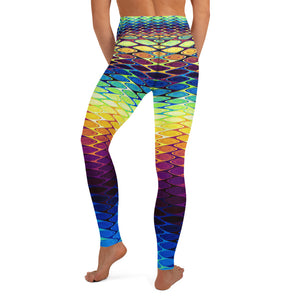 Psychedelic Yoga Leggings - Earthroots