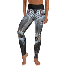 Laden Sie das Bild in den Galerie-Viewer, Cyborg Yoga Leggings - Earthroots