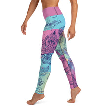 Load image into Gallery viewer, Chakra Yoga Leggings - Earthroots