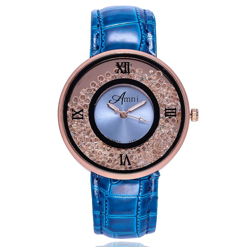 <B>BREEZE CHIC</B> | Orologio donna e ragazza colore <B>BLU</B> (<I>Woman and girl watch BLUE</I>)