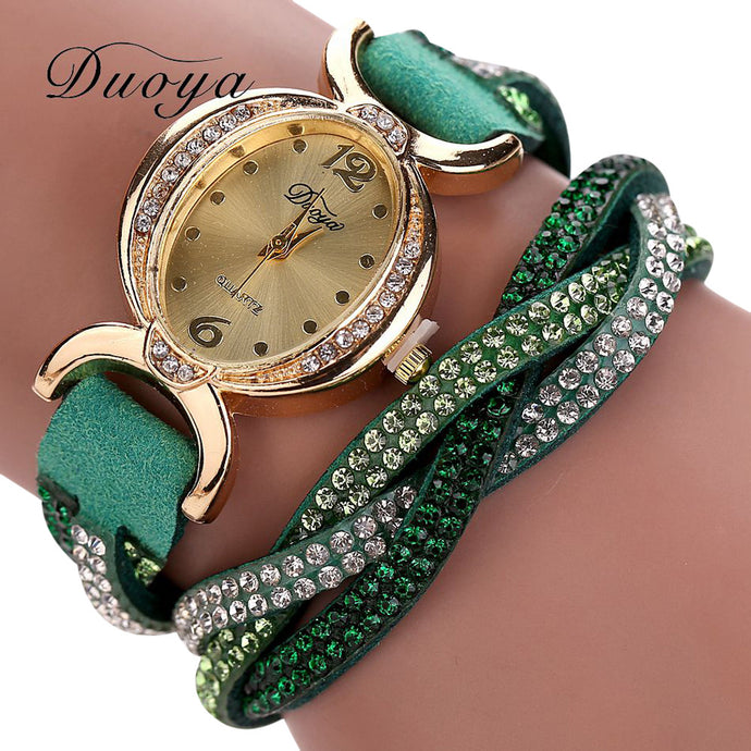 <B>ELLIPTICAL EGGS</B> | Orologio donna e ragazza colore <B>VERDE</B> (<I>Woman and girl watch GREEN</I>)