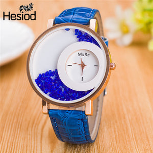 <B>CIRCLES MxRe</B> | Orologio donna e ragazza colore <B>BLU</B> (<I>Woman and girl watch BLUE</I>)