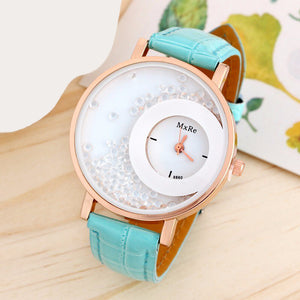 <B>CIRCLES MxRe</B> | Orologio donna e ragazza colore <B>CELESTE</B> (<I>Woman and girl watch LIGHT BLUE</I>)