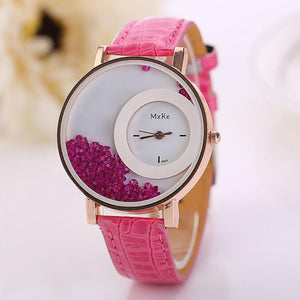 <B>CIRCLES MxRe</B> | Orologio donna e ragazza colore <B>ROSA</B> (<I>Woman and girl watch PINK</I>)