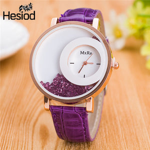<B>CIRCLES MxRe</B> | Orologio donna e ragazza colore <B>VIOLA</B> (<I>Woman and girl watch PURPLE</I>)