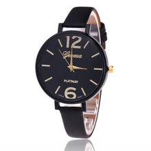Carica l'immagine nel visualizzatore di Gallery, <B>EASY</B> | Orologio donna e ragazza colore <B>NERO</B> (<I>Woman and girl watch BLACK</I>) (Load image into Gallery viewer, <B>EASY</B> | Orologio donna e ragazza colore <B>NERO</B> (<I>Woman and girl watch BLACK</I>))