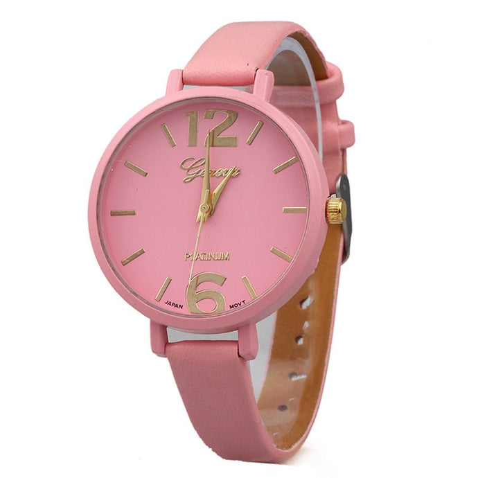 <B>EASY</B> | Orologio donna e ragazza colore <B>ROSA</B> (<I>Woman and girl watch PINK</I>)