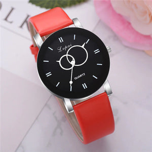 <B>BRISK</B> | Orologio UNISEX per donna, uomo, ragazza e ragazzo colore <B>ROSSO</B> (<I>UNISEX watch for men, woman, girl and boy RED</I>)