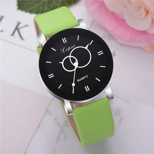 <B>BRISK</B> | Orologio UNISEX per donna, uomo, ragazza e ragazzo colore <B>VERDE</B> (<I>UNISEX watch for men, woman, girl and boy GREEN</I>)