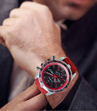 Carica l'immagine nel visualizzatore di Gallery, <B>JAUNTY</B> | Orologio SPORTIVO uomo e ragazzo colore <B>ROSSO</B> (<I>Man and boy SPORTS watch RED</I>) (Load image into Gallery viewer, <B>JAUNTY</B> | Orologio SPORTIVO uomo e ragazzo colore <B>ROSSO</B> (<I>Man and boy SPORTS watch RED</I>))