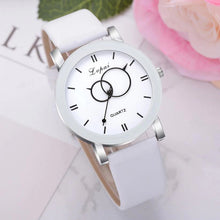 Carica l'immagine nel visualizzatore di Gallery, <B>BRISK white</B> | Orologio UNISEX per donna, uomo, ragazza e ragazzo colore <B>BIANCO</B> (<I>UNISEX watch for men, woman, girl and boy WHITE</I>) (Load image into Gallery viewer, <B>BRISK white</B> | Orologio UNISEX per donna, uomo, ragazza e ragazzo colore <B>BIANCO</B> (<I>UNISEX watch for men, woman, girl and boy WHITE</I>))