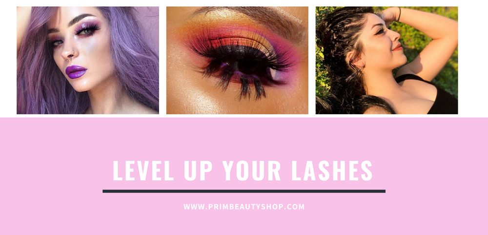 level up your lashes