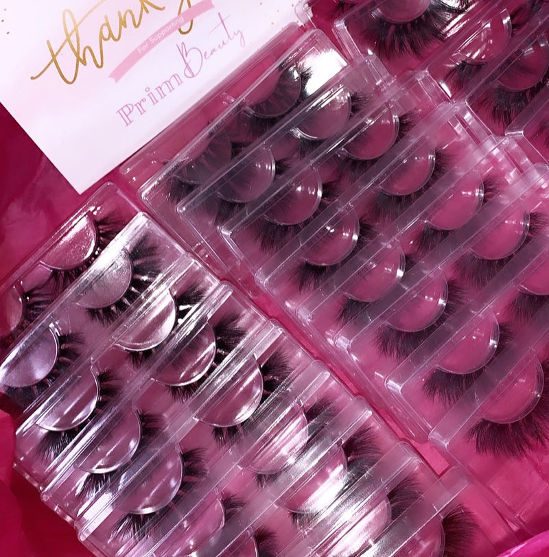 Wholesale Orders (lashes) - Prim  B.Beauty