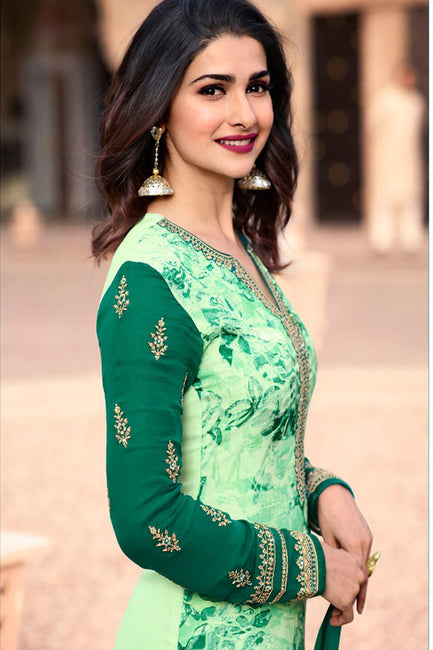 6295badef1 Prachi Desai Digital Printed Bollywood Salwar Suit from Vinay Fashion  Prachi Desai Digital Printed Bollywood Salwar Suit from Vinay Fashion
