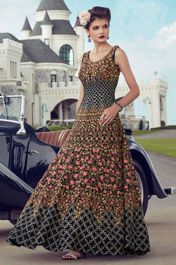 Bridal Ethnic Special Bridesmaid Evening Party Anarkali Gown