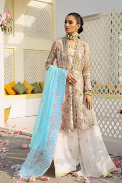 Bride Net Wedding Reception Wear Pakistani Suit Special From Bridal Ethnic