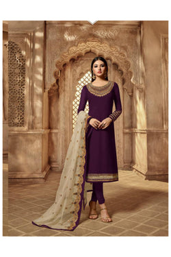 Latest Trendy Bollywood Style Golden Thread Work Indo Western Salwar Kameez