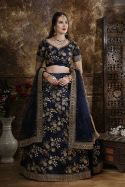 Party Wear Codding Sequence Work Wedding Lehenga Choli From Bridal Ethnic