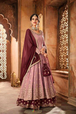 Bridal Ethnic Present Georgette Party Wear Bollywood Gown