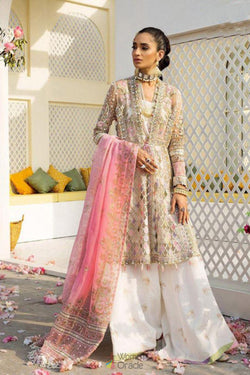 Festive Wear Pakistani Style Plazzo Special From Bridal Ethnic