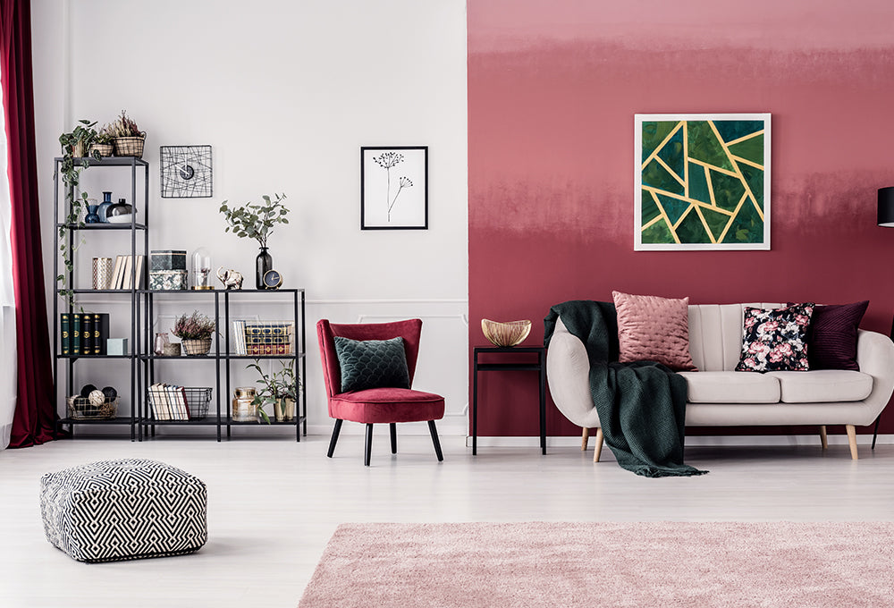 3 Unique Painting Ideas For Your Living Room Gleco Paints Blog