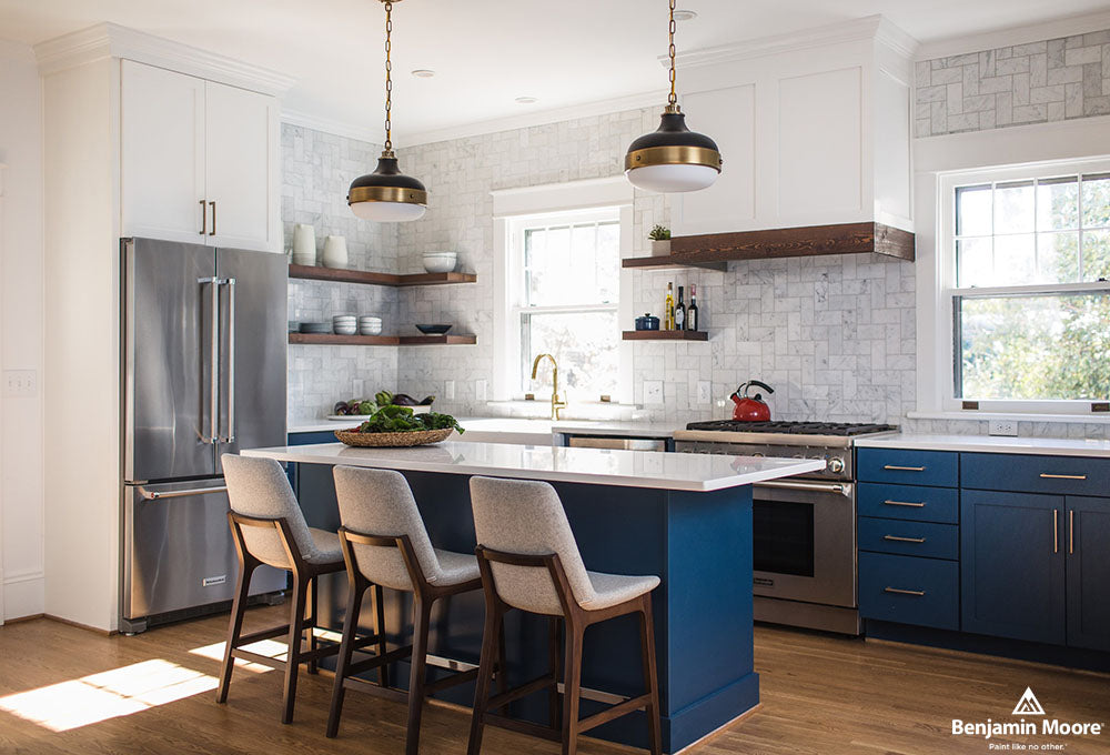 Cabinet Shuffle Repaint Your Kitchen Cupboards In 6 Easy Steps Gleco Paint