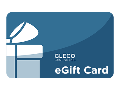 Shop eGift Cards for Gleco Paint Stores in Pennsylvania.