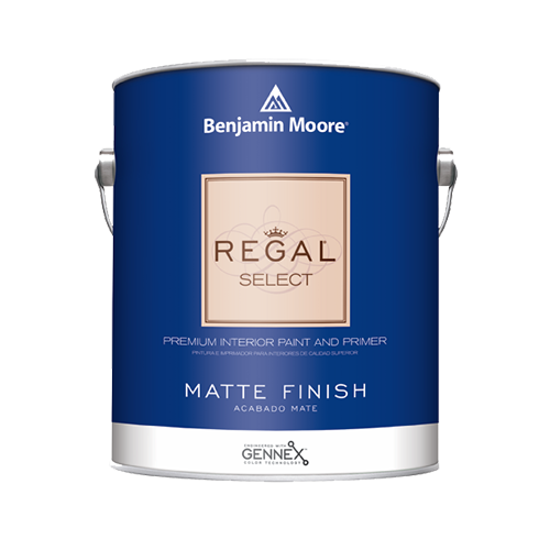 Benjamin Moore Regal Select interior paint available at Gleco Paint in PA.