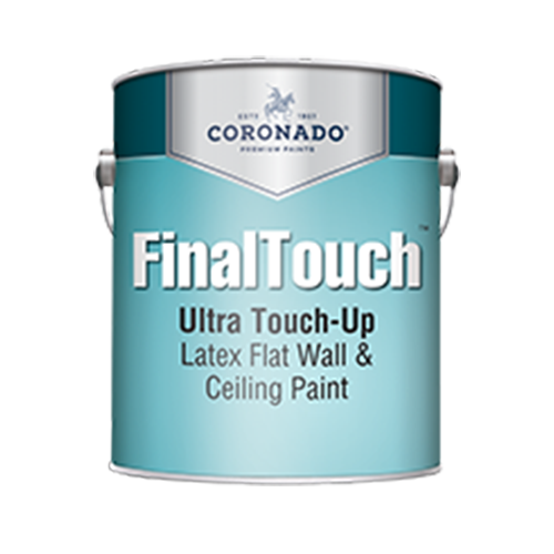 Benjamin Moore Coronado Final Touch interior paint available at Gleco Paint in PA.