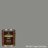 Coronado Maxum siding stain in the color MX-007 Cape Cod Gray available at Gleco Paint in PA.