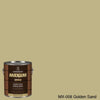 Coronado Maxum siding stain in the color MX-008 Golden Sand available at Gleco Paint in PA.