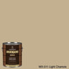 Coronado Maxum siding stain in the color MX-011 Light Chamois available at Gleco Paint in PA.