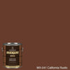 Coronado Maxum siding stain in the color MX-041 California Rustic available at Gleco Paint in PA.