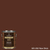 Coronado Maxum siding stain in the color MX-090 New Brick available at Gleco Paint in PA.