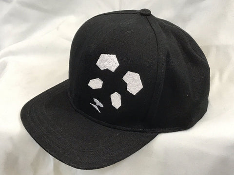 Panda Face Hemp Baseball Cap