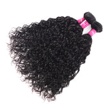 3 PC French Curl Hair Weave 8-28 inch 100% Human Hair