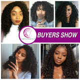 Kinky Curl Lace Wig 8-22 inch