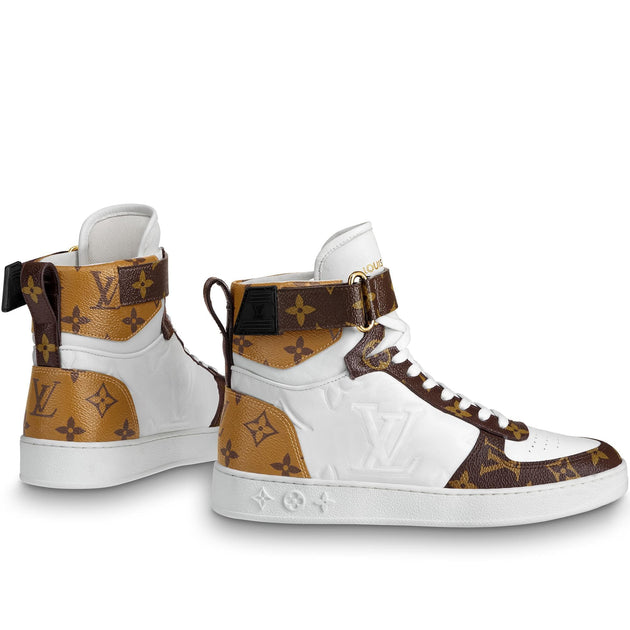 LV Boombox Sneaker Boot – Shop Luxe Co.