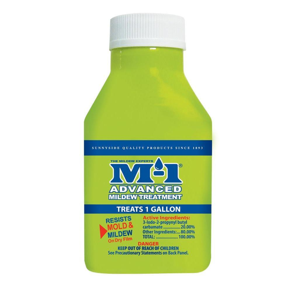 M-1 Advanced Mildew Treatment, available at Creative Paint in San Francisco, South Bay & East Bay.