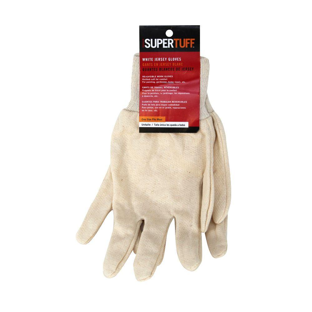 White Cotton Glove, available at Creative Paint in San Francisco, South Bay & East Bay.