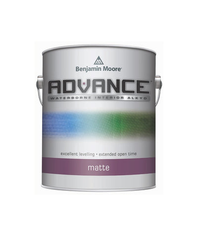 Benjamin Moore Advance Matte Paint available at Creative Paint in San Francisco, South Bay & East Bay.