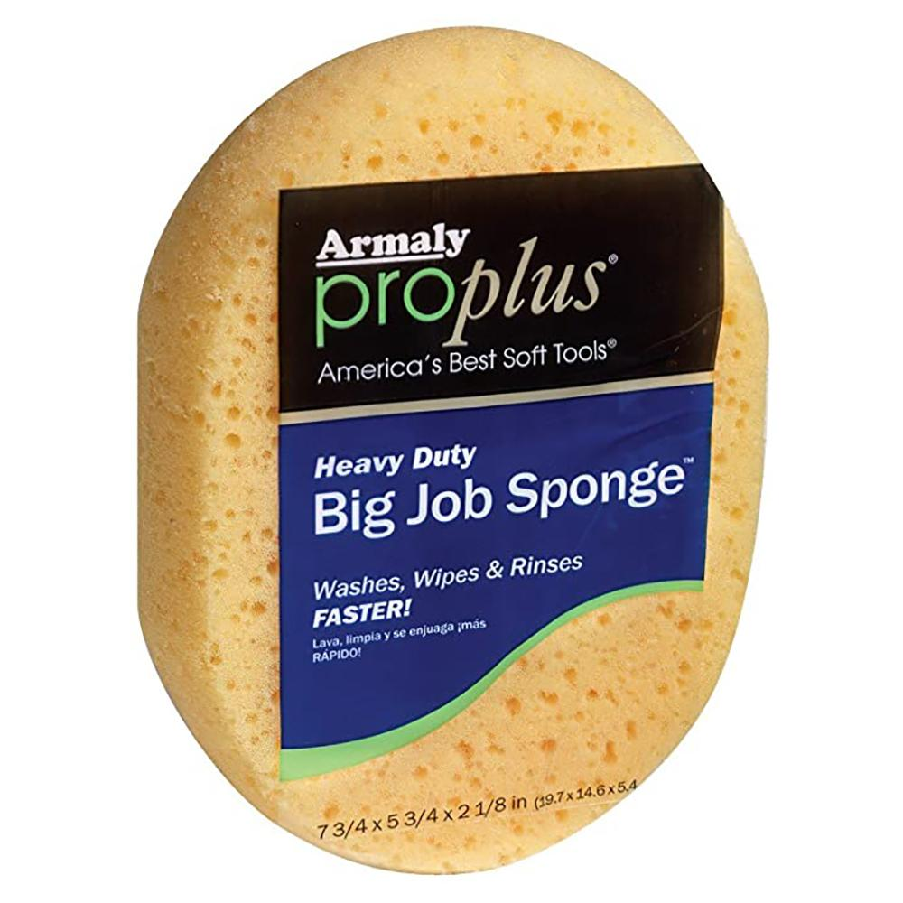 Armaly big job sponge, available at Creative Paint in San Francisco, South Bay & East Bay.
